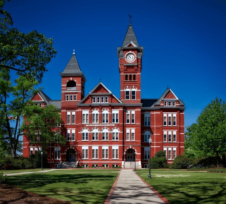 Alabama-Building