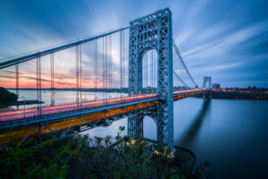 George Washington Bridge New Jersey